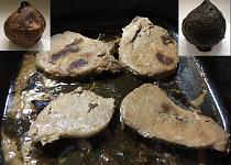 Delikatesa: kotlety s černým česnekem