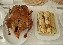 Lokše jemné -  příloha ke kachně nebo k pečené huse
