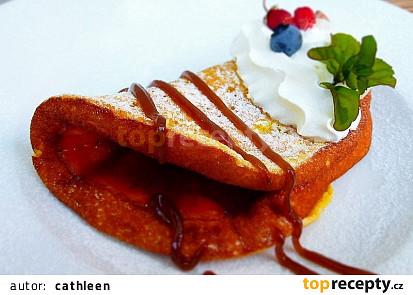 Babiččina sladká omeleta (Štěpánská)