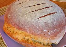 Kmínový chléb z podmáslí