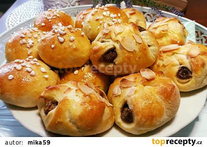 Kynuté bramborové koláčky