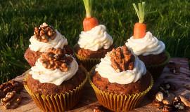 Mrkvové cupcaky (nejen) pro koledníky