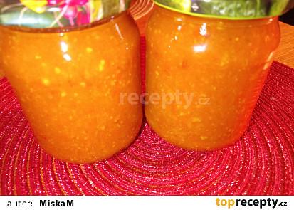 Rajčatová omáčka k masu