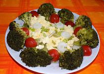Smaženice s brokolicí