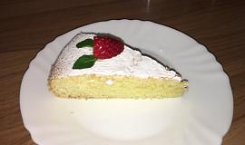 Vanilkový hrnkový koláč