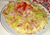 Variace na japonské Okonomiyaki
