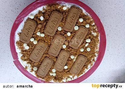 Lotus cheesecake