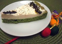 Špenátový koláč s ořechy