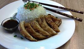 Kuře v sójové omáčce