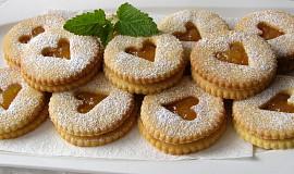 Pomerančové sušenky