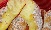 Sladké máslové loupáky měkké jako pavučinka