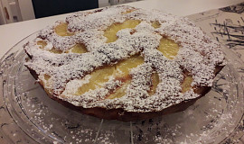 Snadný dortík nejen s ananasem