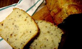 Toustový chléb s jogurtem