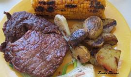 Chutný steak