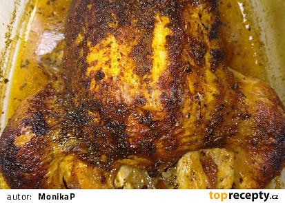 Pečené kuře 1