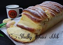 Sladký trhací chléb