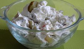 Studená tatarská slepice - salát