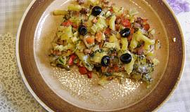 Gurmánské zapečené brambory