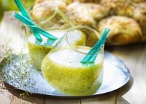 Jablečné smoothie se zeleninou