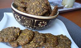 Ovesné sušenky s mákem