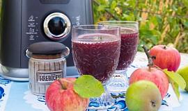 Svařák s jablkem a hruškou s rozinkami v rumu podle Ondry Slaniny