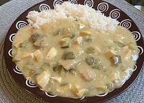 Znojemská omáčka s rýží
