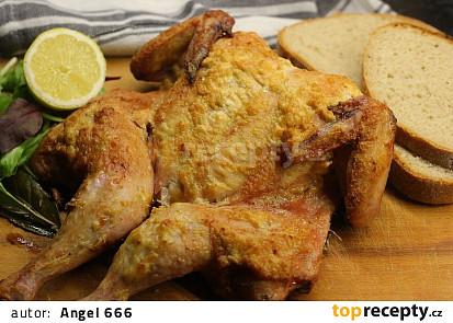 Grilované placaté kuře za milión  dolarů