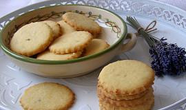 Levandulové sušenky II.