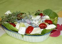 Nízkokalorická zálivka na salát