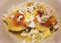 Pečené meruňkové knedlíky bez mouky