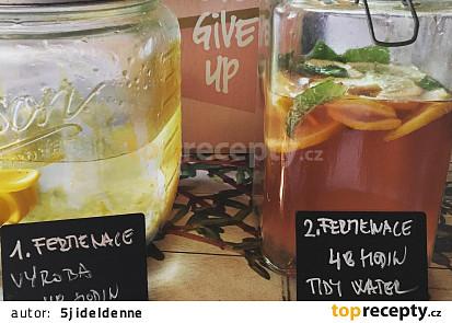 Tibi perlivá limonáda z Ambiente