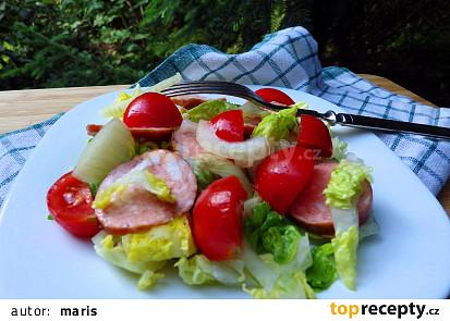 Utopenci na salátu