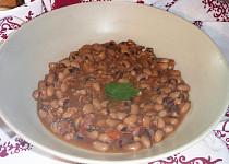 Černé oko (fazole) ze Sicílie