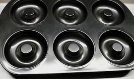 Donuty pečené ve formě