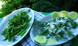 Fazolkový salát 5x podruhé