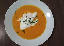 Rychlá dýňová polévka