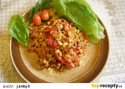 Rychlé fazole k večeři