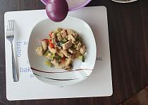 Kuřecí čínská směs se zeleninou