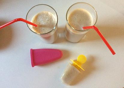Ledový nápoj a nanuk