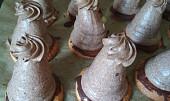 Likérové špičky s vaječným koňakem