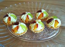 Mini košíčky s ovocem