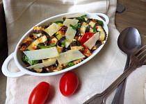 Pikantní těstoviny s nduja a cuketou