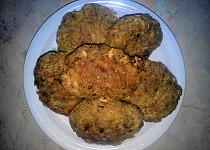 Cuketovo-bramborové opečenky