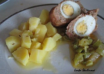 Masové koule s vejci