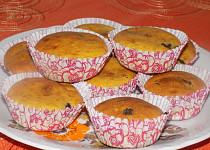 Muffiny s makovou náplní