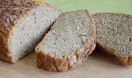 Tykvový chléb