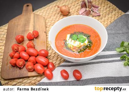 Bezdínkovská rajčatová polévka