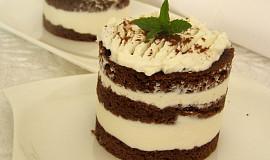 Kokosový dezert s tvarohem (pro diabetiky)