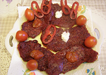 Řepné vošouchy (bramboráky)