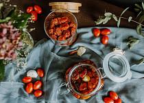 """Sušená """"Bezdínkovská"""" rajčátka"""